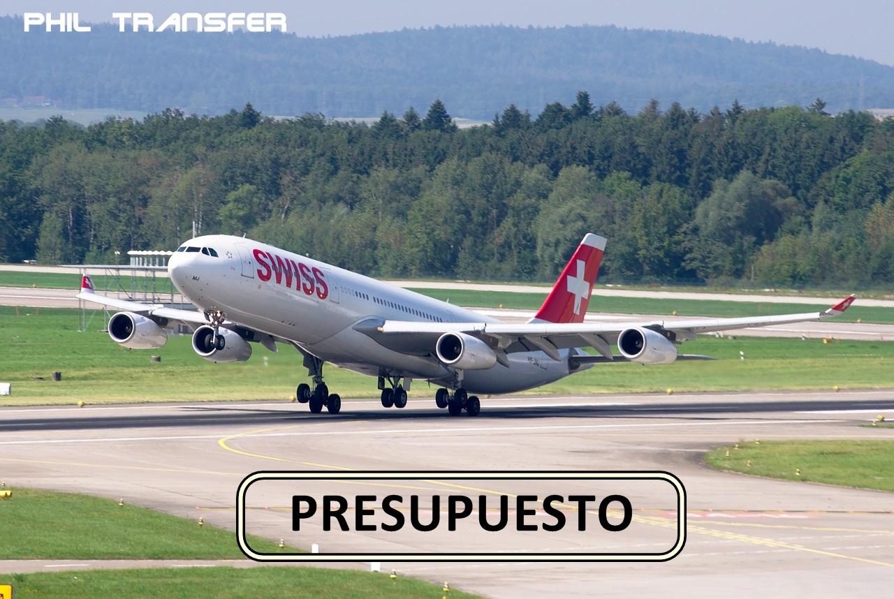 Ginebra transfer aeropuerto