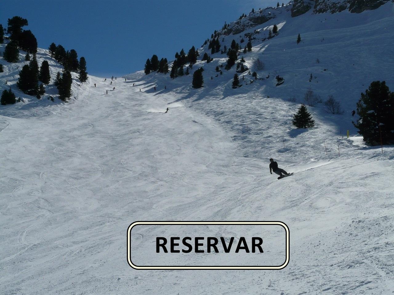 traslado estacion esqui reservar