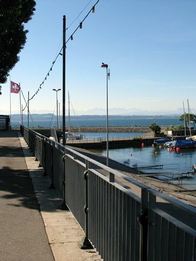Excursion Neuchâtel lac et port
