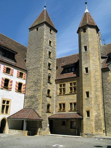 Château de Neuchâtel excursion