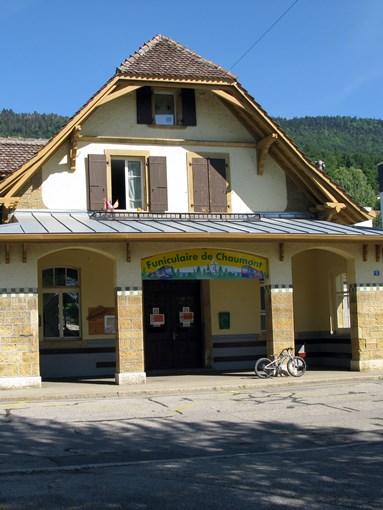 Excursion Chaumont Neuchâtel