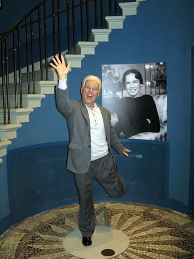 Chaplin's World Phil Transfer