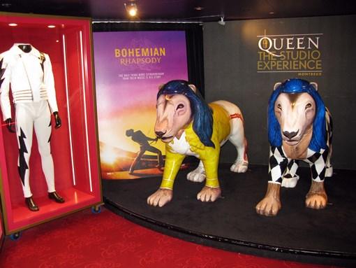 Queen studio Montreux