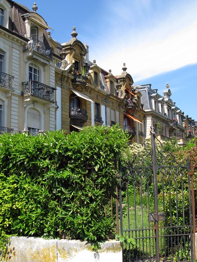 Excursion Neuchâtel belle maison