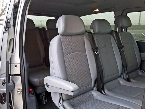 Mercedes 7 passagers
