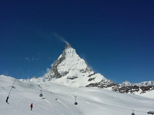 Station ski transfert